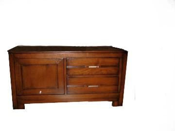 Mahonie Tv Meubel : Tv meubel tv kasten retro royal antique collection